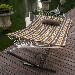 Lazy Daze Double Tree Hammock With Stand by Sundale Outdoor Looking for