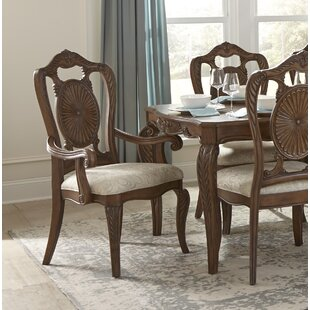 Upholstered Dining Chair (Set of 2) Homelegance