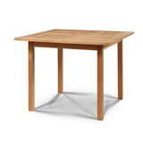 Crider Solid Wood Dining Table