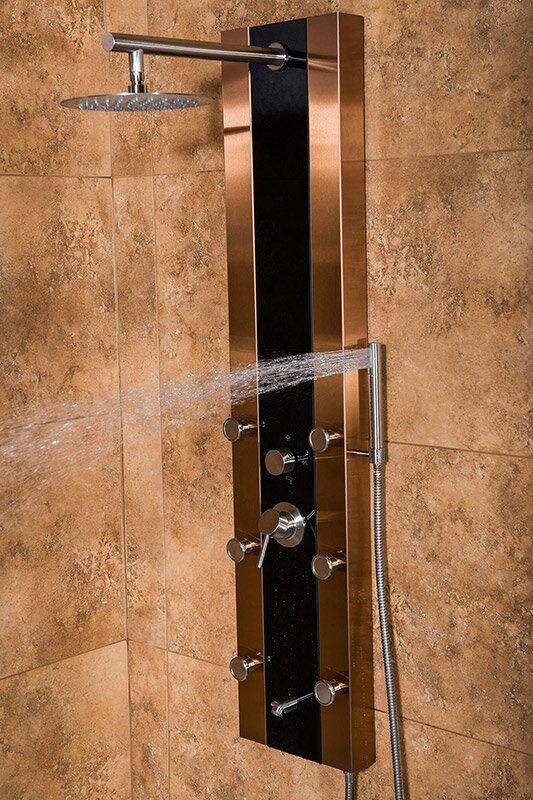 Unusual Shower Spa Photos - Bathtub for Bathroom Ideas - lulacon.com