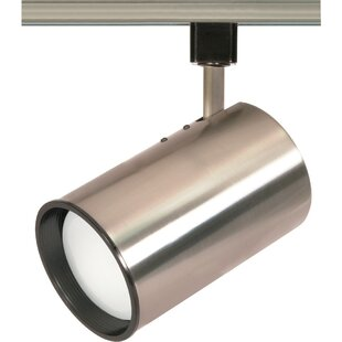 Nuvo Lighting 1-Light Straight Cylinder R30 Track Head