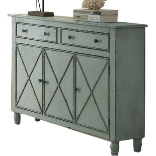 Coastal 3 Door Accent Cabinet by Lamps Per Se