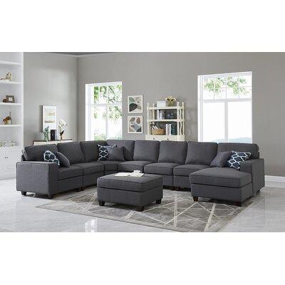 Semi Circle Sectional Sofa Wayfair