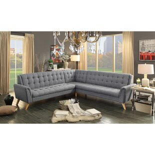 Brayden Studio Trahan Sectional Collection