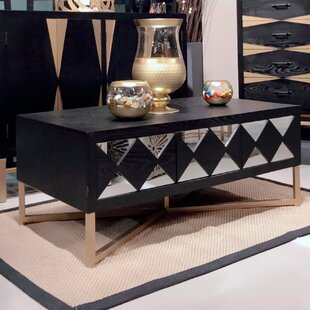 Vernell Coffee Table By Everly Quinn