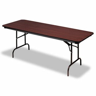 Comparison 72 Rectangular Folding Table By Iceberg Enterprises