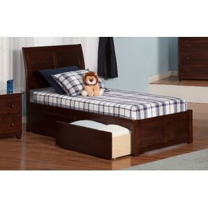 ahoghill extra long twin mateu0027s u0026 bed with storage - Captain Bed