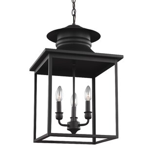 Darby Home Co Westlake 3-Light Foyer Pendant