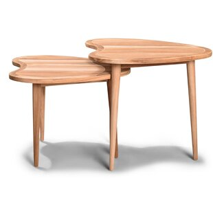 Halesowen 2 Piece Nesting Tables