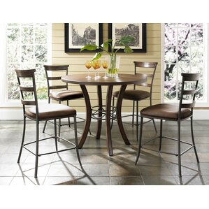 Royalton Round Counter Height Dining Tabl..