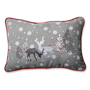 Christmas Lumbar Pillow
