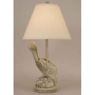 Coast Lamp Mfg. Coastal Living Pelican 28
