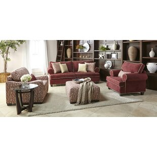 Beasley Configurable Living Room Set by Three Posts