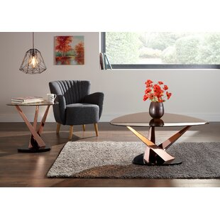 Larissa Occasional 2 Piece Coffee Table Set By Bay Isle Home