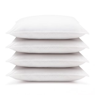 Emme Firm Polyfill Jumbo Pillow (Set of 4)