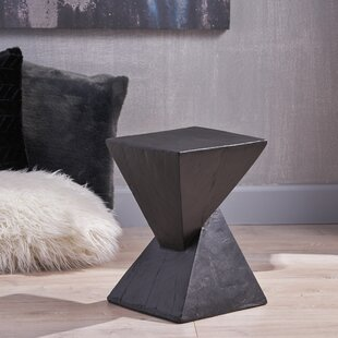 Find the perfect Hurd End Table by Wrought Studio