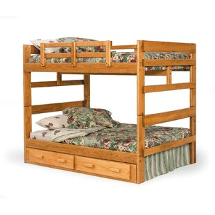 Compare Full Over Full Bunk Bed by Chelsea Home Reviews (2019) & Buyer's Guide