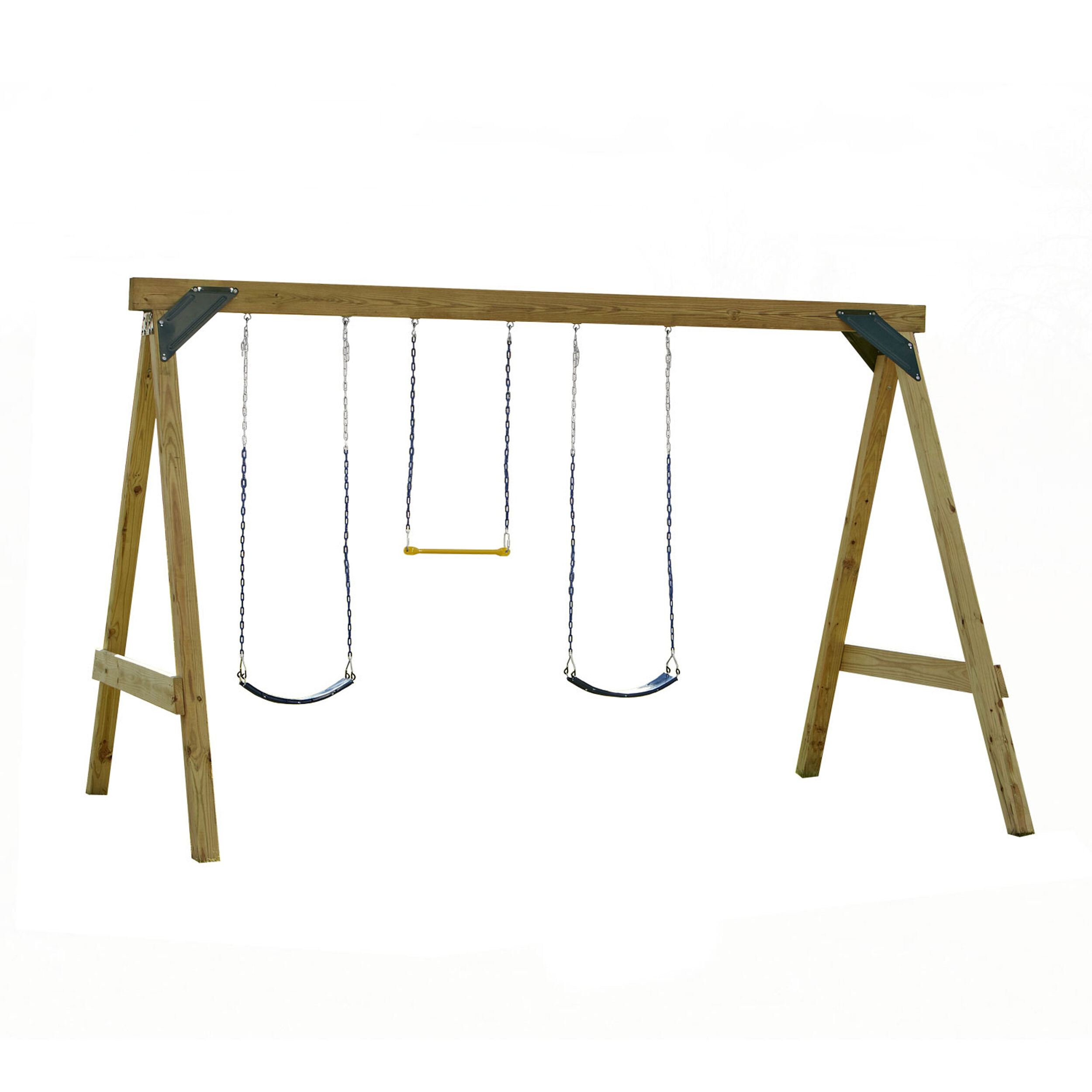 Swing N Slide Ready To Build Custom Scout Swing Set Hardware Kit