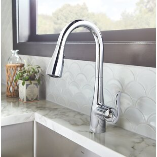 Stainless Steel 4 Hole Kitchen Faucets Kitchen The Home Depot homedepot.com Kitchen Kitchen Faucets 4 Hole Stainless Steel