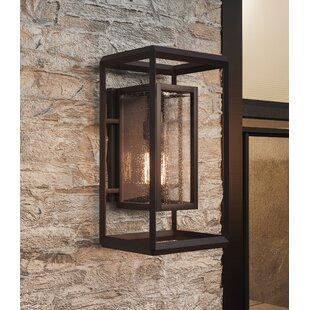 Chelsey Outdoor Flush Mount by Alcott Hill
