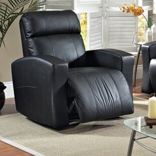 Vuelta Leather Power Rocker Recliner