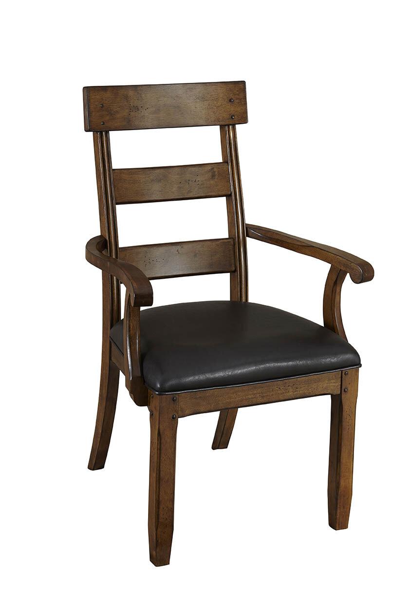 Loon Peak Hayashi Upholstered Arm Chair U0026 Reviews   Wayfair