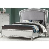 Fuson Upholstered Standard Bed by House of Hampton®