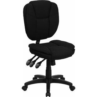 Symple Stuff Kropp Mid-Back Swivel Office Chair