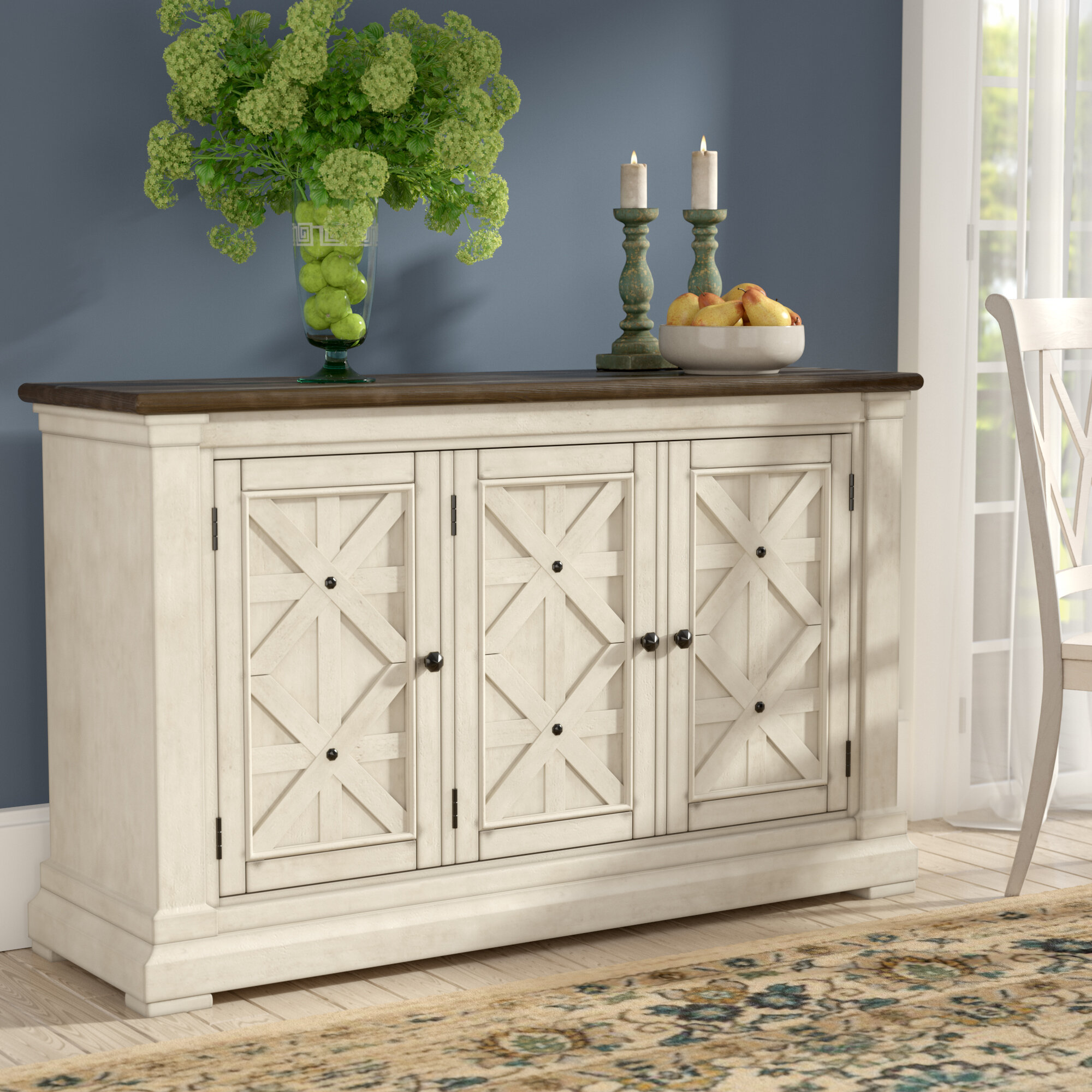 Three Posts Ramsgate 57 75 Wide Sideboard Reviews Wayfair