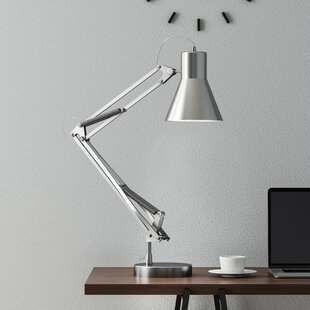 Reviews Arya 41 Desk Lamp By Ebern Designs