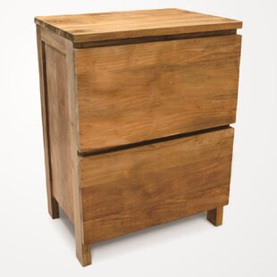 NES Furniture Simplie 2 Drawer Accent Chest