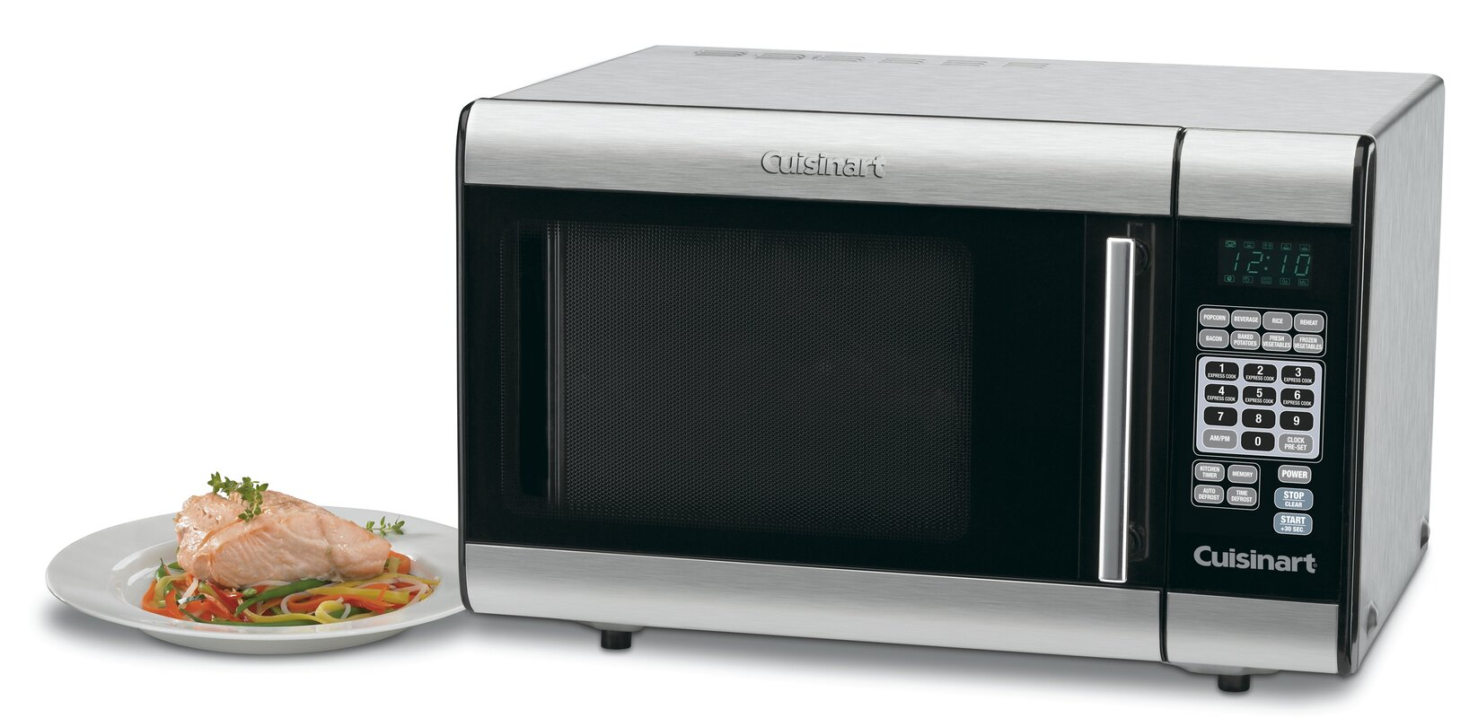 15 1 0 Cu Ft Countertop Microwave
