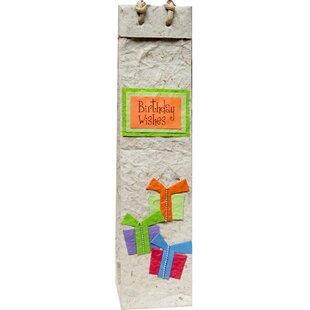 Gifts Handmade Single Bottle Carrier