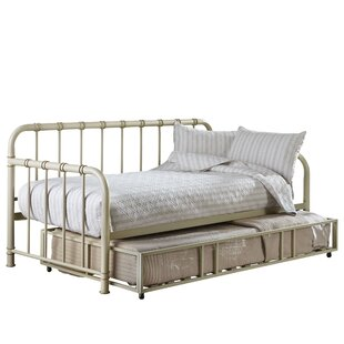 Shurtleff Daybed with Trundle by August Grove
