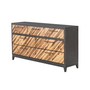 Creve 7 Drawer Dresser Parocela Drawer Dresser48