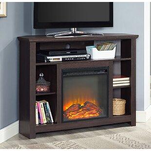 Senecaville Corner TV Stand for TVs up to 48