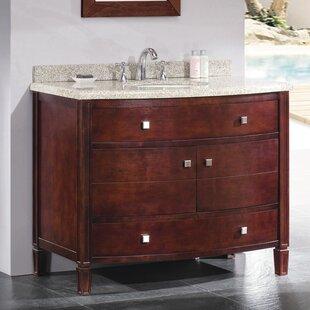 Georgia 42 Single Bathroom Vanity Set