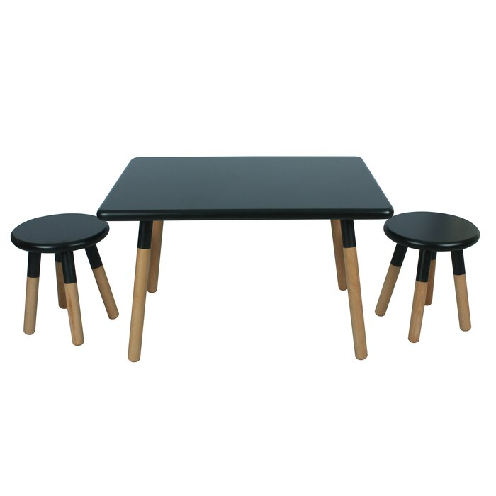 tables ecustomfinishes square pedestal matching tiered from built inch seating wood w with table reclaimed