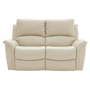 Kennedy Leather 2 Seater Reclining Sofa By La-Z-Boy UK