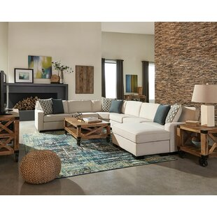 Great Falls Reversible Modular Sectional with Ottoman