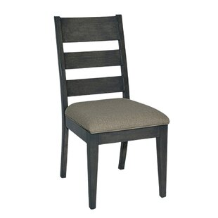 Casperson Solid Wood Dining Chair Gracie Oaks