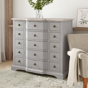 Cody 5 Drawer Combi Chest By Brambly Cottage