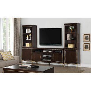 Compare Laufer Entertainment Center for TVs up to 60 by Everly Quinn Reviews (2019) & Buyer's Guide