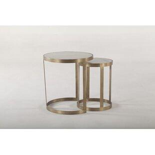 World Interiors Leonardo Nesting Tables