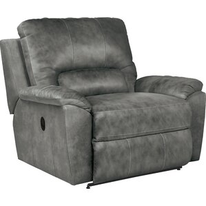 Charger La-Z-Time® Leather Recliner  sc 1 st  Wayfair & Oversized Recliners Youu0027ll Love | Wayfair islam-shia.org