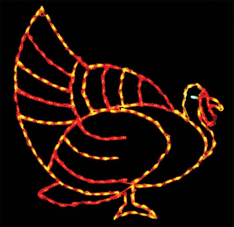 Brite ideas turkey 200 light led rope light reviews wayfair turkey 200 light led rope light aloadofball Images