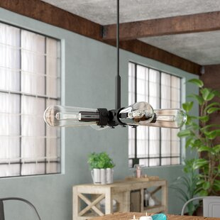 Trent Austin Design Alguno 4-Light Chandelier