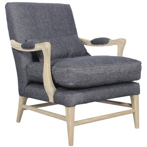 Palmer Arm Chair by Sarreid Ltd