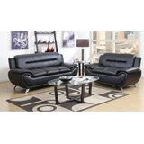 Petras 2 Piece Standard Living Room Set by Orren Ellis