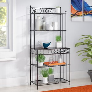 Sonja Metal Storage Baker's Rack